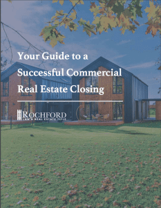 A guide to a commercial real estate purchase and sales agreement nashville
